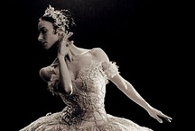{ ballet } / Where a Strength meets an Ethereality  / by Lily Moore