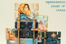 House of Cards / Gingerbread Collaboration / by The Cookie Architect