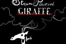 Steam Powered Giraffe / by Angel Maximal