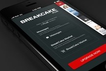 UI Mobile | Tablet / by Fred Nerby