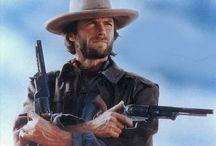 Cowboys in Film / Stars of Popular Westerns / by Susan Steinle