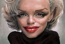 ~ Caricatures ~ / by Ramona McCarty