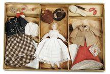 Dolls / by Ellen Lilly