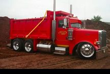 Peterbilt ! / by Brian Myers