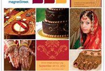 Wedding Ideas ~ East meets West / Wedding ideas covers right from wedding decoration, wedding centerpieces, flower bouquets, wedding customs, rituals, sangeet, baarat & Wedding Games across the globe / by Purva Desai