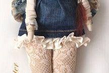 Dolls / by Deanna Pruneda