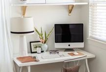 Office / by Amy Kelly | That Winsome Girl