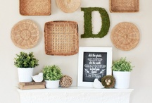 Accessories and Decor / by Amy Kelly | That Winsome Girl