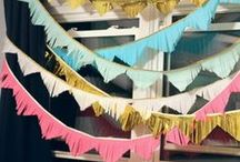 Party ideas. / by Ingrid Barros Brown
