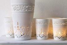Ceramica, porcelana,escultura y Vitrofucion. / by Fa Demoran