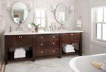 Bathrooms / by Amy Kelly | That Winsome Girl