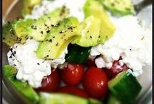 Starters/Salads/Sides/Sauces / by Alethea Cruz