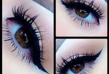 cute(things I think r cute)/beauty (hair,nails, makeup) / by Julia Huenefeld