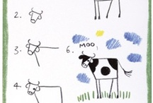 how to cows / by Judith Courtney