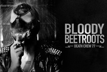 Bloody Beetroots / by Blanco y Negro Music