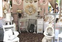 Antique Booths/Displays / by Suzanne Farnsworth