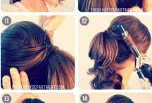 Hair Styles / by Lyndsey Berry