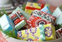 Wrapping / by Bibi van Ommeren