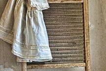 LAUNDRY ROOM & CLOTHESLINES / by Carolyn Kitchen