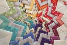 Quilting info and tutorials / Quilts for inspiration / by Barb Losee