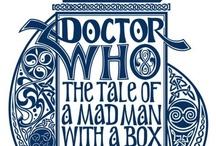 Doo Wee Doo / Mavi bir kutuda yaşayıp uzay ve zamanı dolaşan deli bir adam hakkında sonsuz bir hikaye. / by Ezgi Varol