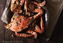 Seafood / by Meliesha Duodu