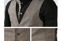 Vested / by Richie Antee