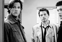Supernatural / Dean baby  / by MortalFlaw
