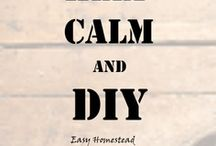 DIY & Crafts / Just do it... Here are some ideas I want to do someday / by Cassic A