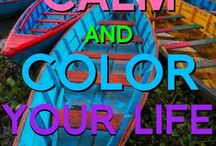 Color my life / by Cassic A