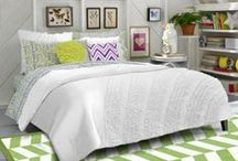 «Cute bedrooms/Bedding» / A place to dream in! / by Stace