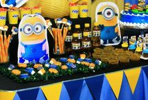 despicable me party / by JOCELYN