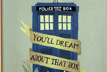 Doctor Who Awesomeness / by Stacy Moscotti