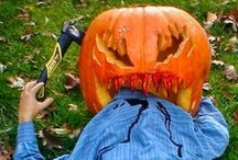 Halloween Costume and Decorating Ideas 2014 / Halloween costume and pumpkin carving inspirations and ideas, plus everything you need to plan a great Halloween celebration. Happy Haunting! / by Halloween Freak Aka 80s Horror