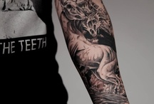 Tattoo / by Bruit Silencieux