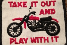 Life on two wheels / by Return of the Cafe Racers