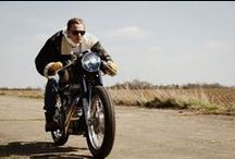 Royal Enfield custom motorcycles / by Return of the Cafe Racers