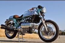 BMW custom motorcycles / by Return of the Cafe Racers