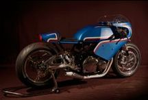 Suzuki Custom Motorcycles / by Return of the Cafe Racers