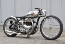 BSA custom motorcycles / by Return of the Cafe Racers