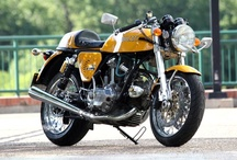 Readers Rides / Cafe Racers and custom motorcycles sent in by our readers. Check out what these modern day rockers are building in their backyards. / by Return of the Cafe Racers