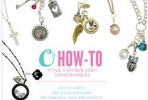00 - Origami Owl Style / by Janet Roe {KY Klips}