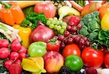 healthy foods # 1 / all kinds of food that can lighten your day! / by Natela G