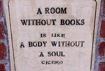 I LOVE BOOKS / by Natela G