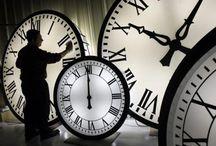 Clocks tick toc / by Suzy Carson