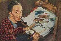 Norman Rockwell / by Donna Artioli