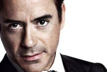 Robert Downey Jr. It's Just a Little Crush. / Such a talented actor, one of my favorites. Loved him since the movie - Only You in 1994. He's been through allot and is an inspiration to me. Never give up, when you fall, pull yourself up and keep going. Life brings many chances to start over, it's up to you to grab life and take a chance. / by Cynthia Nieto