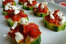 Appetizers and Nibbles  / by Billie