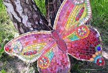 Glass & mosaic art / by Rinat Talmor-kadishi