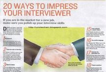 Make Your Interview Count / by Ichabod Black